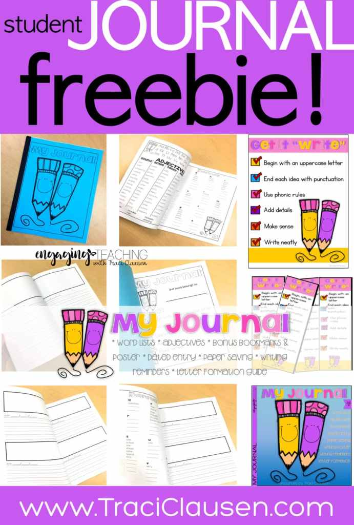 My Journal FREEIBE