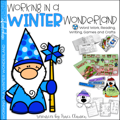 Working in a Winter Wonderland Resource Cover
