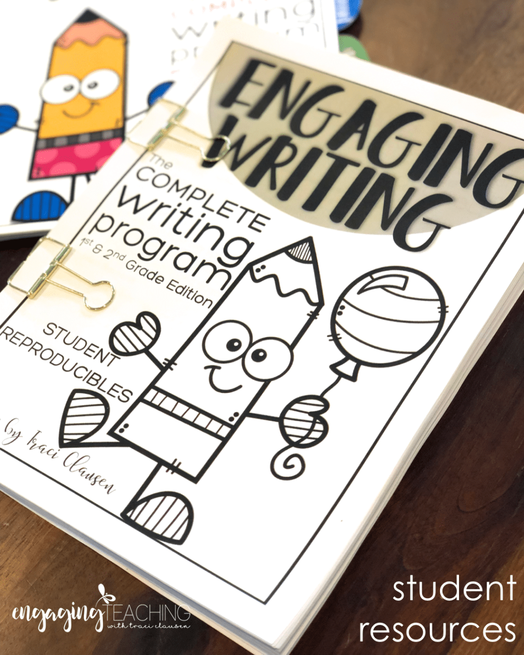 Engaging Writing Student Resources