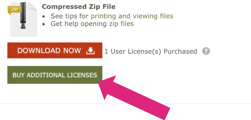 buy additional licenses diagram