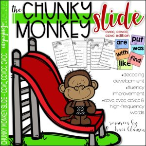 Chunky Monkey CCVC etc cover