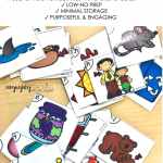 Short Vowel Word Work Picture Cards
