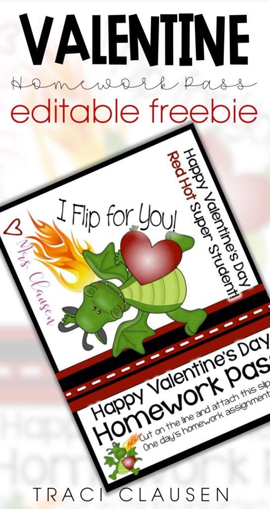 Valentine's Teacher Card