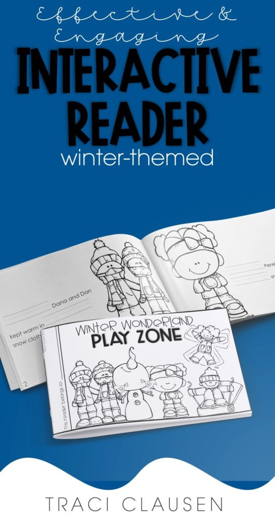 Interactive Reader book