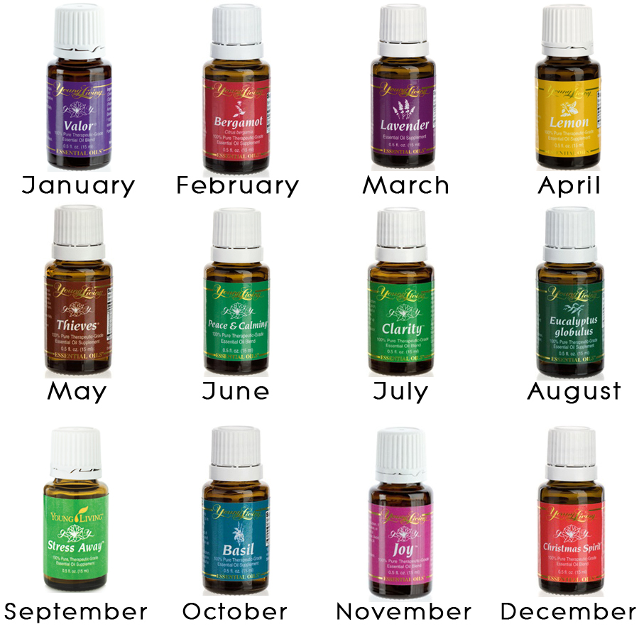 Essential Oil of the Month