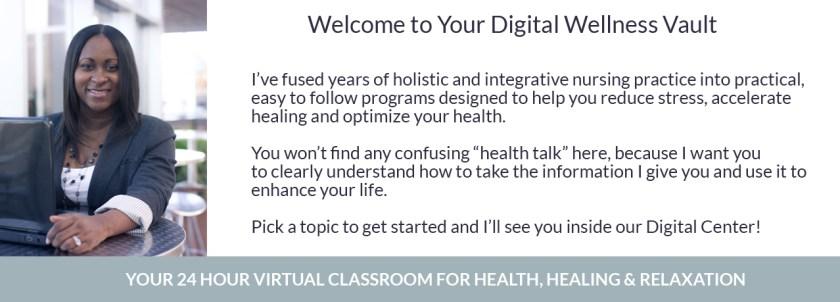 Digital Wellness Vault