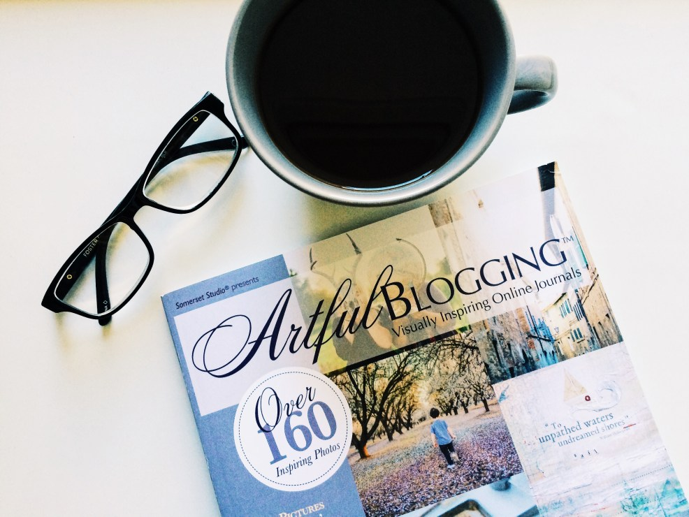 Inspired by Artful Blogging | Tracie Braylock