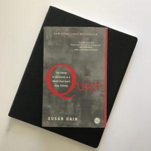 Quiet by Susan Cain | Tracie Braylock