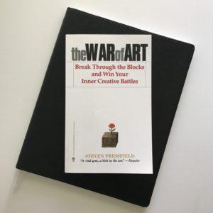 The War of Art by Steven Pressfield | Tracie Braylock