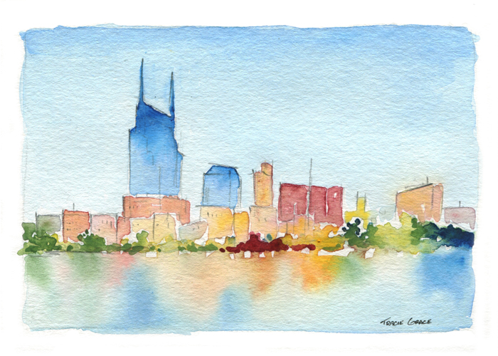 Nashville Cityscape (web)