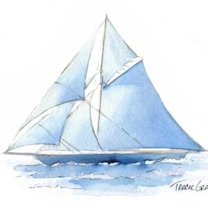 Sailboat (web)