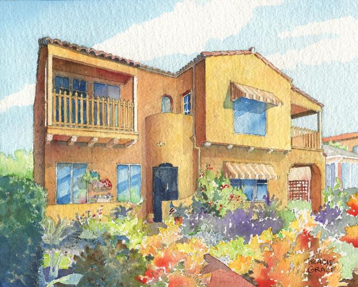 California Home Portrait (web)