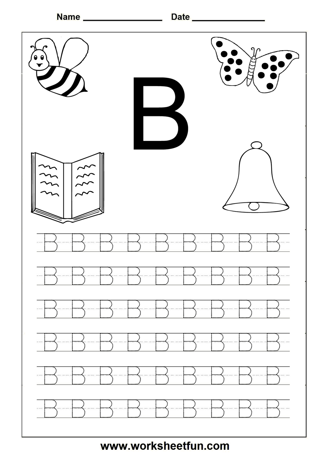 How To Teach Tracing Letters