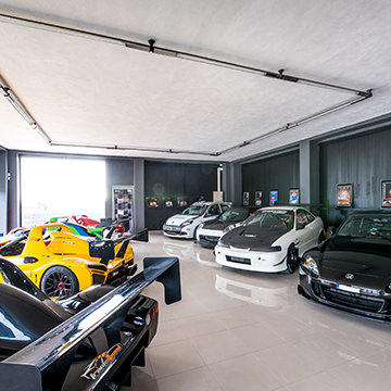 TrackSpeed Garage