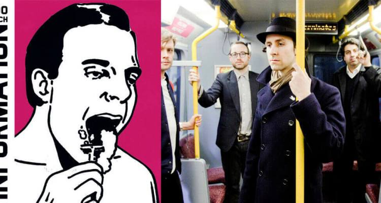 Maximo Park - Too Much Information