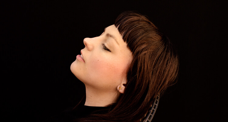 Angel Olsen By Amanda Marsallis