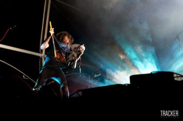 A Place to Bury Strangers @ Reverence Valada '16 by Luís Custódio