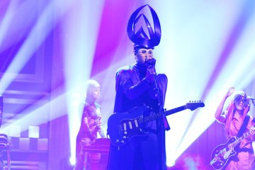 Empire Of The Sun @ High And Low (The Tonight Show Starring Jimmy Fallon)