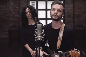 """The Tallest Man on Earth - """"Rivers"""" (Ft. yMusic)"""