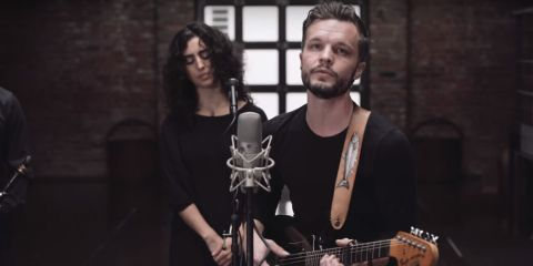 "The Tallest Man on Earth - ""Rivers"" (Ft. yMusic)"