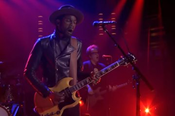 Gary Clark Jr. - Our Love (Live @ The Tonight Show Starring Jimmy Fallon)