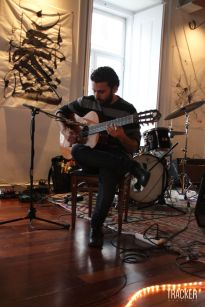Royal Bermuda @ Lost Collective, Sofar Sounds Lisbon