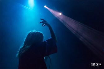 Austra @ Musicbox no Jameson Urban Routes 2017