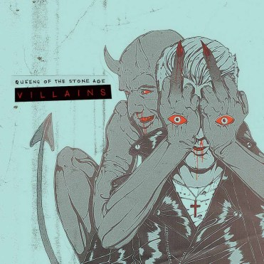 Queens of the Stone Age 'Villains' Indie Artwork
