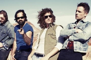 The Killers - The Man Live @ Festival Tinderbox
