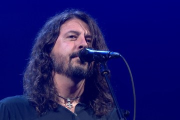 Foo Fighters Glastonbury