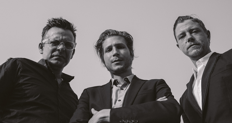 Interpol - Real Life (Live)