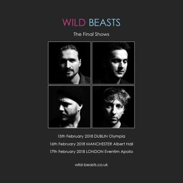 Wild Beasts - The Final Shows