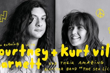 Kurt Vile Courntey Barnett Over Everything