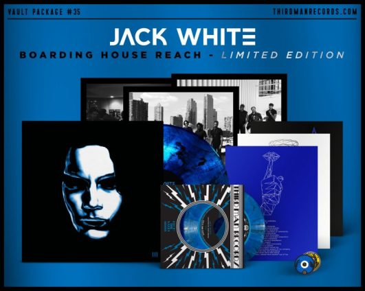 Jack White - Boarding House Reach (Vault Package #35)