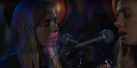 Julien Baker Performs Turn Out The Lights