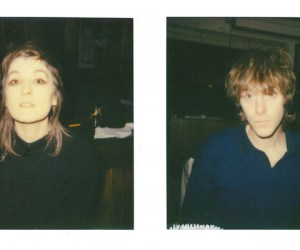 Cate Le Bon Tim Presley Drinks