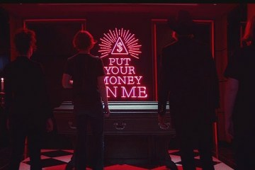 Arcade Fire Money + Love