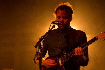 Frightened Rabbit by David Lee