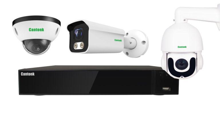 Cantonk CCTV internet configuration