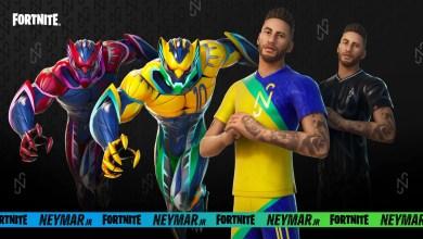 How to unlock the Neymar Jr skin in Fortnite + Win custom football boots