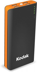 Kodak PBP03-K/15000 mAh Power Bank