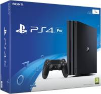 Sony PlayStation 4 (PS4) Pro 1 TB