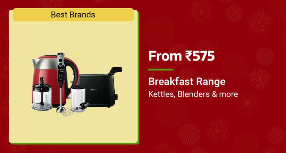 Kettles and Blenders Offer