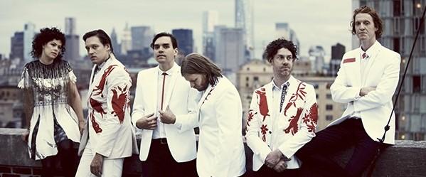 Arcade Fire - Topo Oficial 1