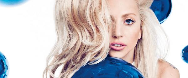 Lady GaGa - Topo Oficial 1