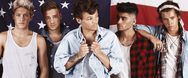 One Direction - Topo Oficial 1