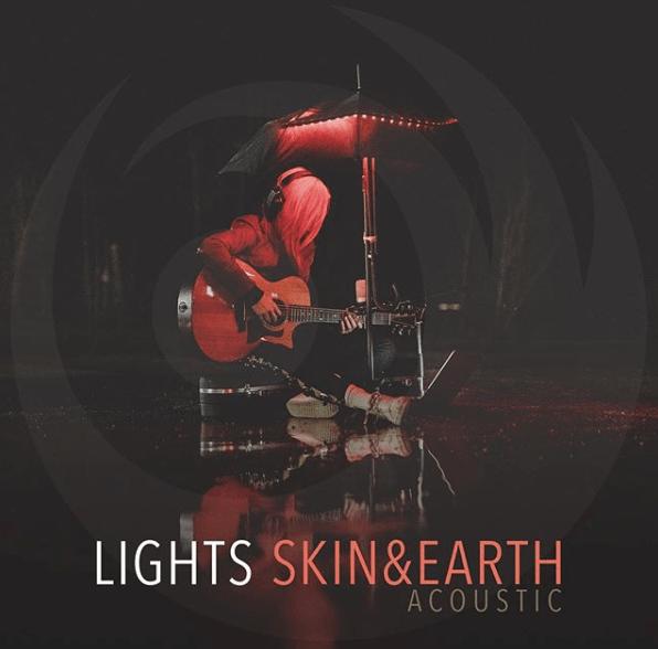 Capa do álbum acústico de Lights