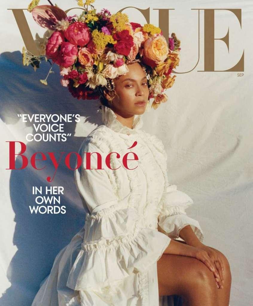 Beyoncé na Vogue