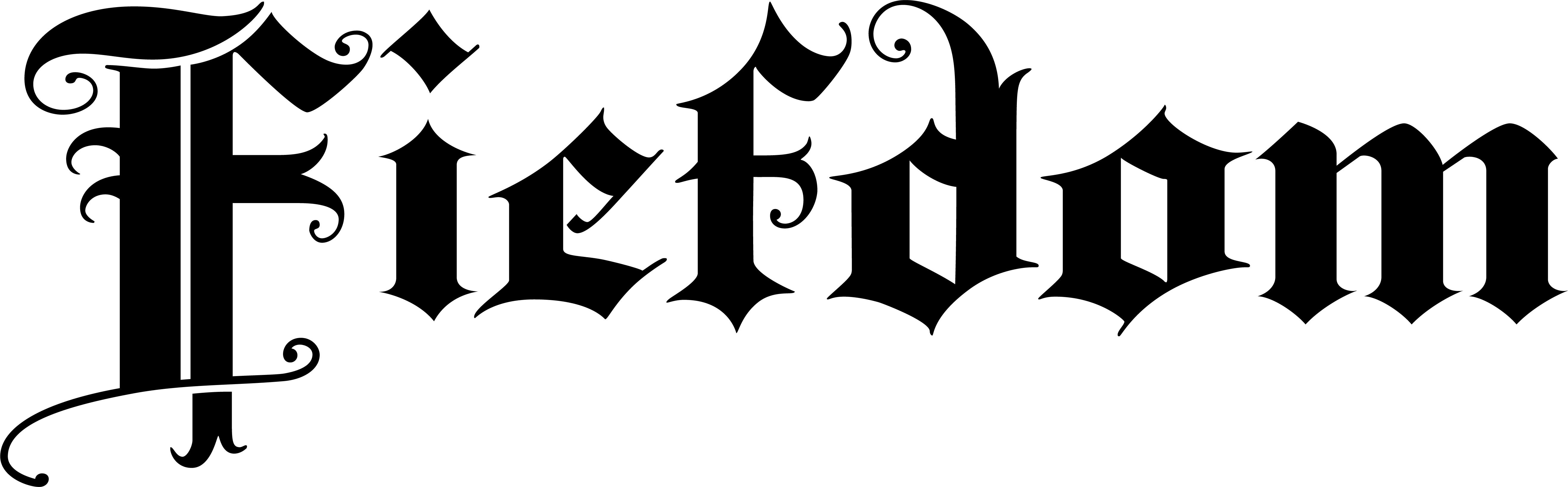 fiefdom single speed bike logo