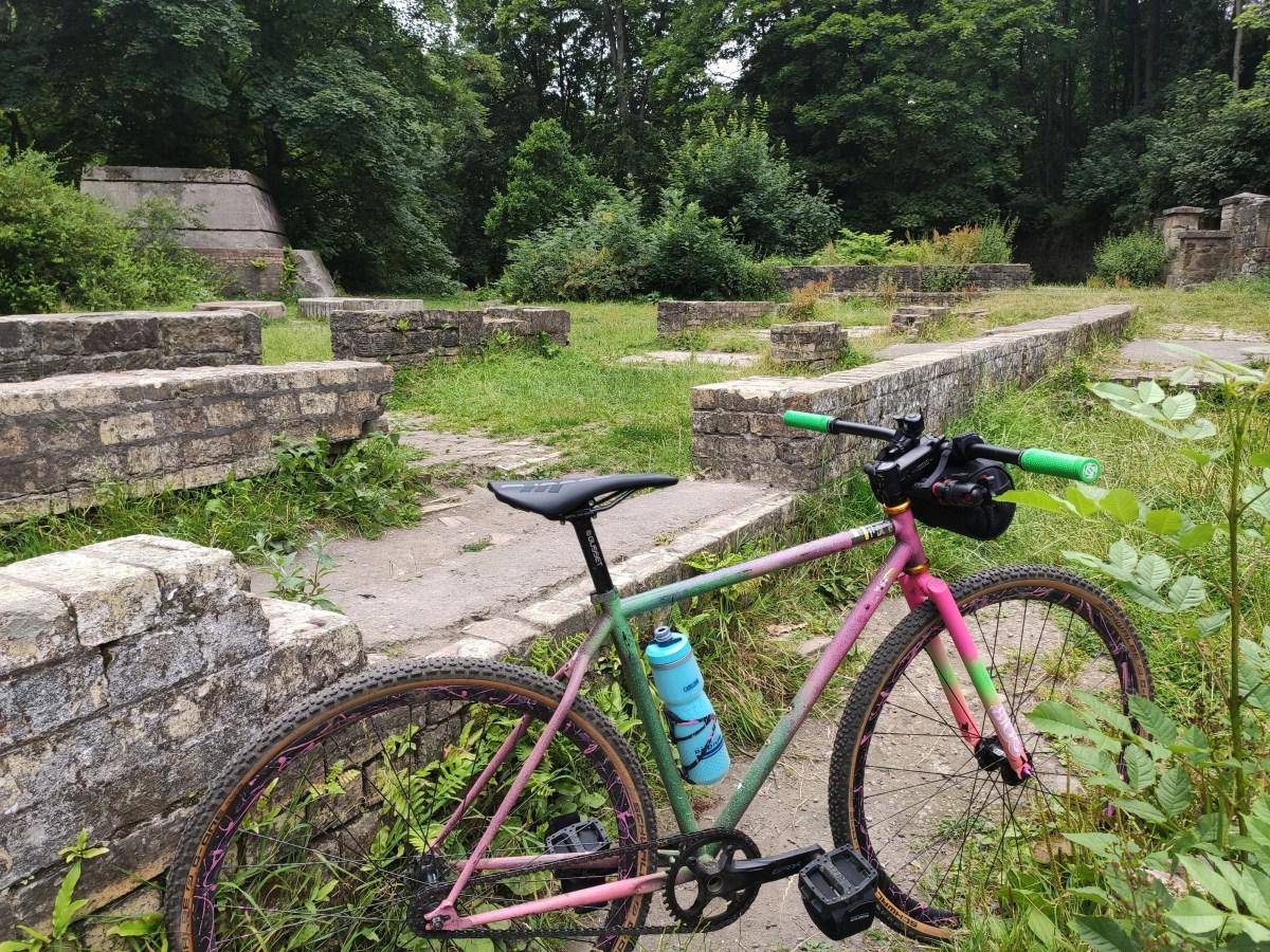 squid so-ex tracklocross bike commuting in glasgow